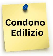 Avviso Condono edilizio (Leggi 47/85, 724/94 e 326/03)