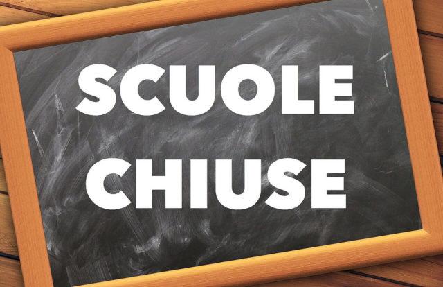 Ordinanza chiusura delle scuole di ogni ordine e grado dell'Istituto Omnicomprensivo di Padula