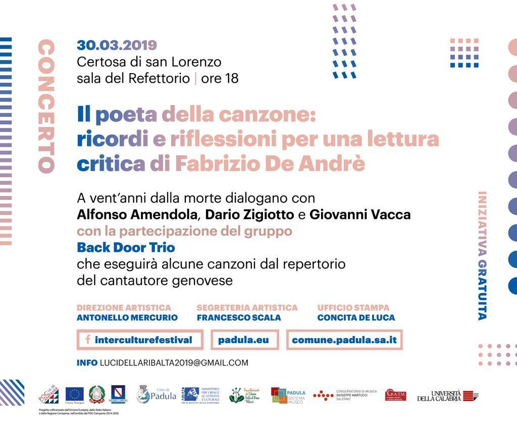 Luci della Ribalta- Interculture Festival