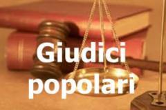 AVVISO – Aggiornamento Albi dei Giudici Popolari