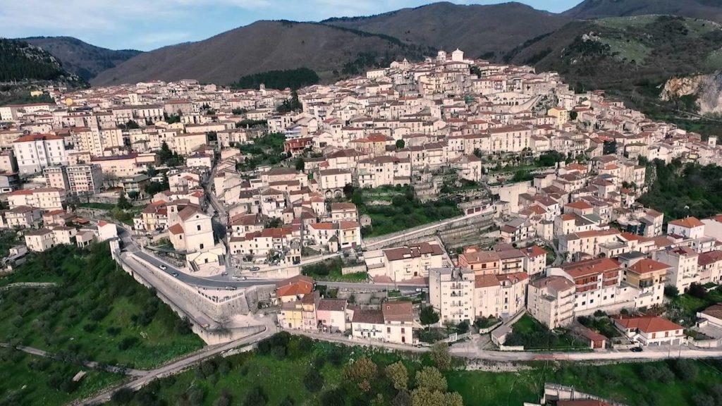 Padula si candida a Capitale Italiana della Cultura 2021