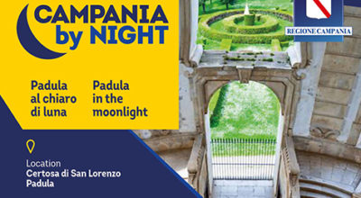 Campania by night alla Certosa di San Lorenzo – Peppe Servillo&Solis String Quartet