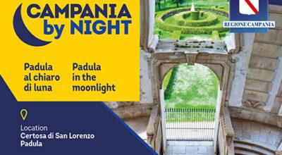 Continuano gli appuntamenti di Campania by Night – Padula al chiaro di luna