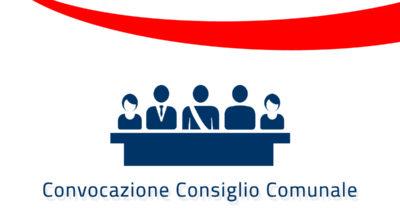 Convocazione Consiglio Comunale – 9 ottobre 2019