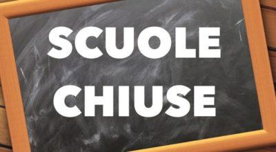 Chiusura del Liceo Scientifico, Scuola dell'Infanzia Capoluogo e Scuola Primaria Capoluogo Cardogna 4 e 5 ottobre 2019