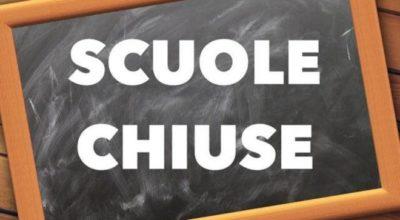 Chiusura scuole di ogni ordine e grado in Campania da giovedì 27 febbraio a domenica 1 marzo