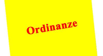 Ordinanza chiusura straordinaria plessi scolastici per sanificazione ambientale 2 marzo 2020