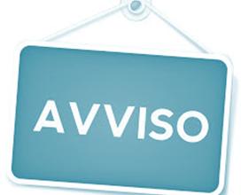 AVVISO RIAPERTURA MERCATO SETTIMANALE PREVISTA PER VENERDI' 22 MAGGIO 2020
