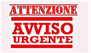 EMERGENZA COVID-19. AVVISO URGENTE OSPEDALE VILLA D'AGRI (PZ)
