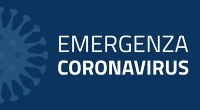 EMERGENZA COVID-19. COMUNICAZIONE DEL SINDACO