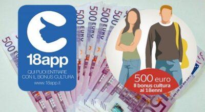 BONUS CULTURA 500 EURO