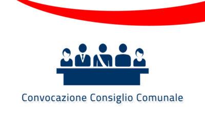 CONVOCAZIONE CONSIGLIO COMUNALE 15.09.2021